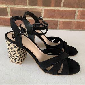 fergalicious by Fergie Fiance chunky heel sandals